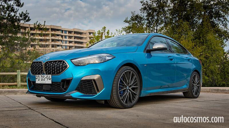 Probamos el BMW Serie 2 Gran Coupé 2020