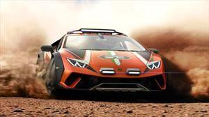 Lamborghini Huracán Sterrato Concept, un súper deportivo 4x4