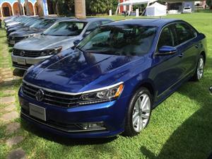 Volkswagen Passat 2016 se presenta