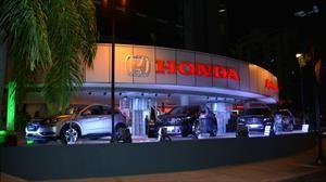 Buen balance de Honda en Colombia este año
