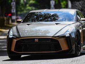 Goodwood 2018: Nissan GT-R50 by Italdesign, celebración por partida doble
