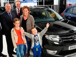 Dacia celebra la unidad 3.5 millones en Europa
