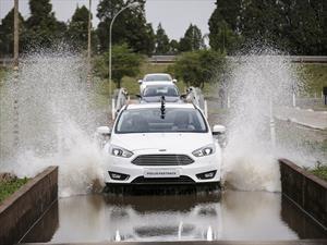 Probar a lo grande: conocé la pista de pruebas de Ford en Brasil
