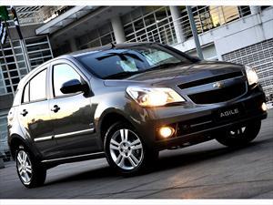 Chevrolet presenta el Agile Spirit