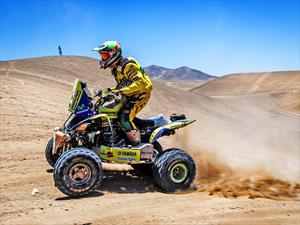 Ignacio Casale gana su quinta etapa en el Dakar 2014