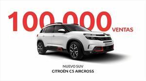 El Citroën C5 Aircross supera las expectativas de ventas globales