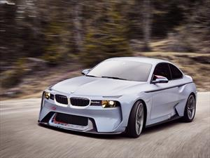 BMW 2002 Hommage Concept, en honor al 2002 Turbo