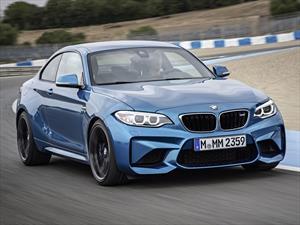 El nuevo BMW M2 Coupé completa Nürburgring en menos de 8 minutos