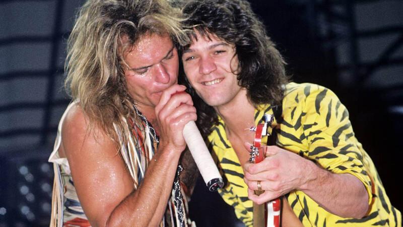 Van Halen hizo una canción con el sonido de su Lamborghini Miura S