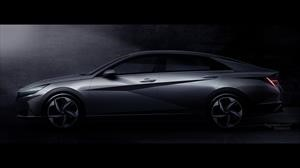 Hyundai Elantra 2021 se prepara para su debut mundial con algunos teasers