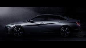 Hyundai Elantra 2021 se prepara para su debut mundial