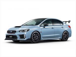 Subaru WRX STI S208, limitado a 450 unidades