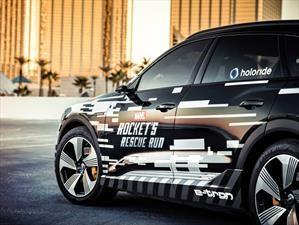 Audi sorprende con e-tron especial para el CES 2019