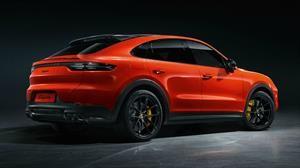 Porsche Cayenne Coupé, musculosa y deportiva