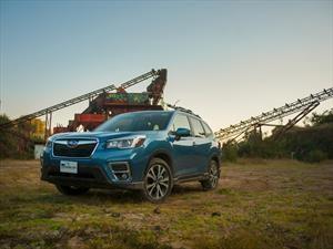 Subaru Forester 2019 a prueba, un SUV familiar con capacidades off-road