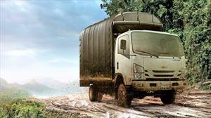 Chevrolet presenta su primer camión 4x4