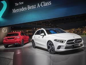Mercedes-Benz Clase A 2018, armonía entre tecnología y confort