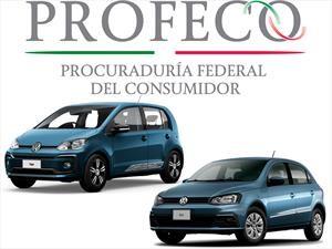 Volkswagen Gol y Up! son llamados a revisión en México