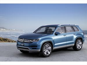 Volkswagen CrossBlue Concept, el nuevo SUV de la marca alemana