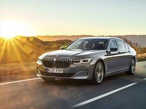 El nuevo BMW Serie 7 te muestra sus riñones