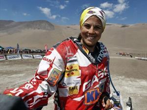Dakar 2015: las mujeres del rally