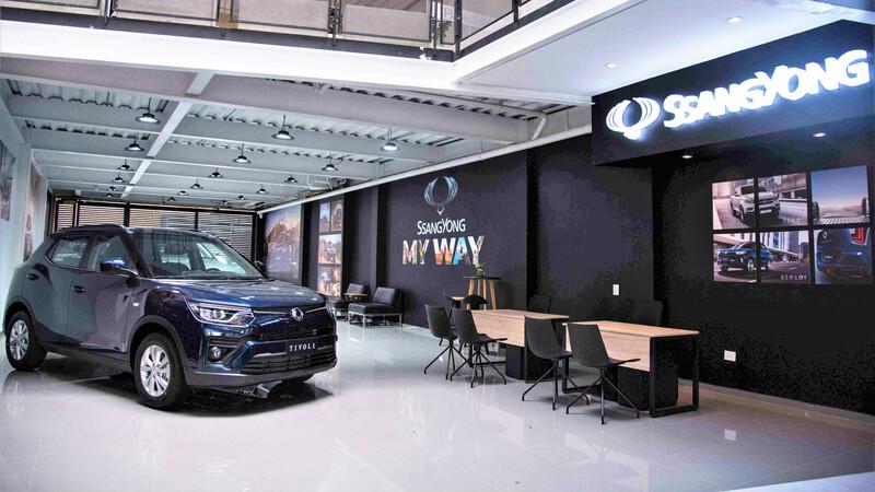 SsangYong aclara su panorama financiero