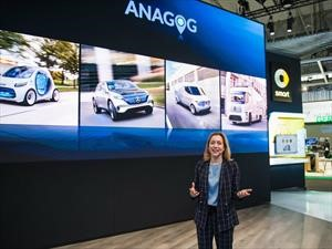 Daimler invierte en Anagog, una start-up desarrolladora de software