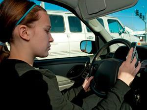 Los accidentes automotrices son la primer causa de muerte en adolescentes en EUA