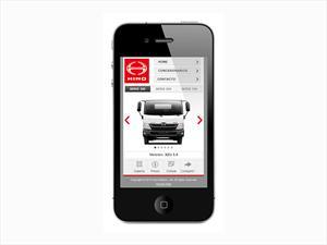 Hino presenta su Web Mobile