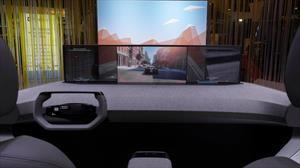 Audi presenta una pantalla que cubre todo el tablero