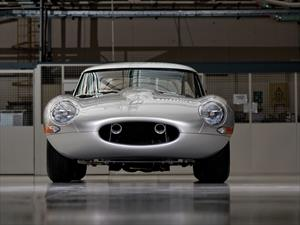 Jaguar producirá 6 E-Type Lightweight