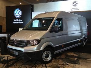Volkswagen Crafter 2019 se presenta