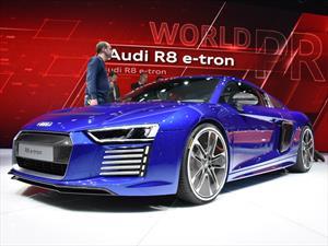Audi R8 e-tron, descomunal eléctrico