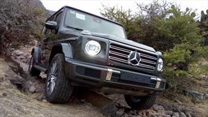 Mercedes-Benz Clase G 2020 se presenta