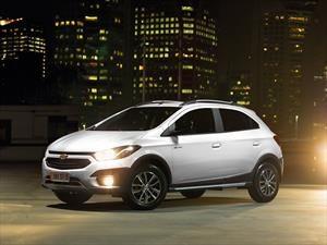 Chevrolet Onix Activ 2018 en Chile, para las aventuras urbanas
