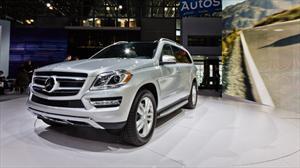 Mercedes-Benz GL 2013 en el Salón de Nueva York