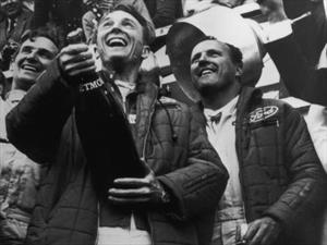 Obituario: Dan Gurney, el piloto que lo hizo todo