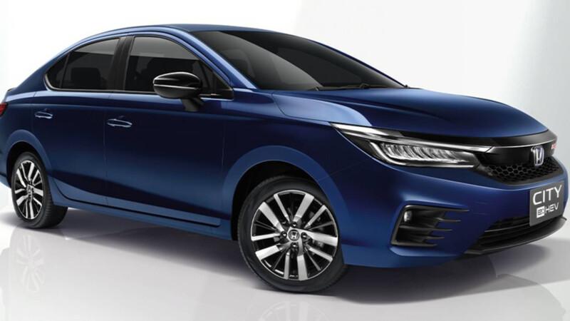 El Honda City 2021 tendrá versión híbrida