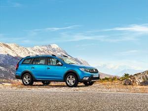 Dacia Logan MCV Stepway, el sedán ahora es una station wagon
