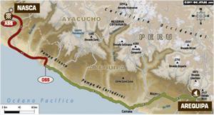 Dakar en Perú: día 2