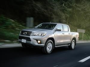 Toyota Hilux Diésel 2018 a prueba