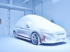 Ford construye una fábrica del clima