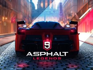 Asphalt 9: Legends, ya disponible para su descarga en México