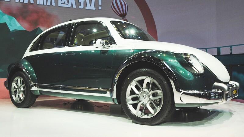 """Volkswagen está considerando demandar a ORA por el """"Escarabajo eléctrico"""""""