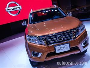 Nissan: Presente en el Salón de Buenos Aires 2015