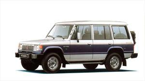 Mitsubishi Montero cumple 30 años