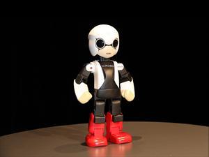Kirobo, el robot astronauta de Toyota
