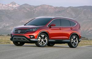 Honda CR-V Concept: Anticipos de la IV generación