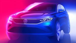 Volkswagen adelanta como luce el nuevo Tiguan 2021