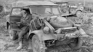¿Conocías la historia del Volkswagen Jeep?